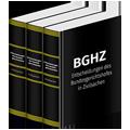 BGHZ - Entscheidungen des Bundesgerichtshofes in Zivilsachen