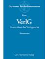 VerlG - Gesetz über das Verlagsrecht