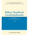 Kölner Handbuch Gesellschaftsrecht