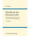 Handbuch des Domainrechts