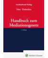 Handbuch zum Mediationsgesetz
