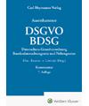 Auernhammer, DSGVO / BDSG - Kommentar